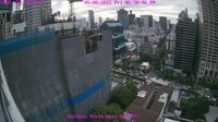 Bangkok: Skyline from Sathorn Road - Aktuell