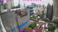 Bangkok: Skyline from Sathorn Road - Current