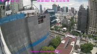Bangkok: Skyline from Sathorn Road - Day time