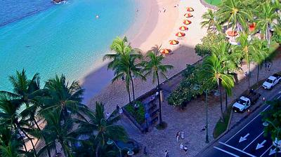Webcam Pacific Beach Hotel: Waikiki Beach