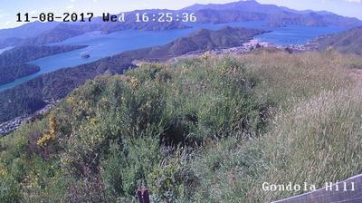 Webkamera Picton › North: Marlborough Sounds
