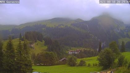 Reichenbach im Kandertal › Süd: Naturfreundehaus Gorneren - Gorneren - Griesalp - Chistihubel - Dündenalp - Blüemlisalp