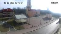 Kamianets-Podilskyi > South-East: ???????-?????????? - ??????????? ???????, ???????: Old Town Hall - Overdag