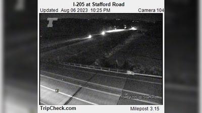 Vignette de Stafford webcam à 10:05, oct. 27