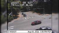 Mill Creek: SR  at MP .: Trillium Blvd - Jour