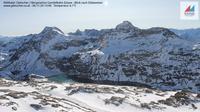 Innerfragant: Eissee - M�lltaler Gletscher - Actuales