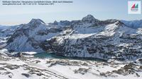 Innerfragant: Eissee - M�lltaler Gletscher - El día
