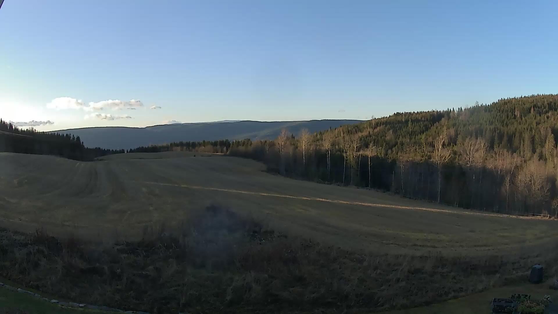 Webkamera Innervika › West: Risværfjorden