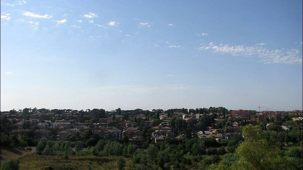 Webcam Rome › North: Villaggio Azzurro
