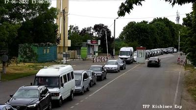 Vue webcam de jour à partir de Varniţa › North West: Custom Transnistria