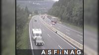 Gemeinde Mutters: A, bei Anschlussstelle Zenzenhof, Blickrichtung Innsbruck - Km , - Overdag