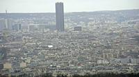 Bagnolet: La Tour Montparnasse - Day time