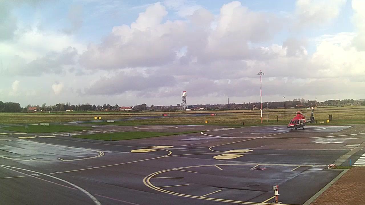 Webkamera Den Helder: Den Helder Airport
