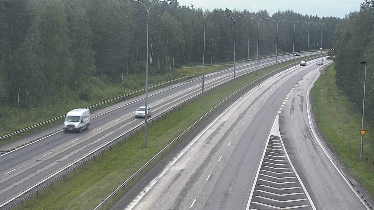 Webcam Oulu: vt4_Oulu_Isko − Kemiin