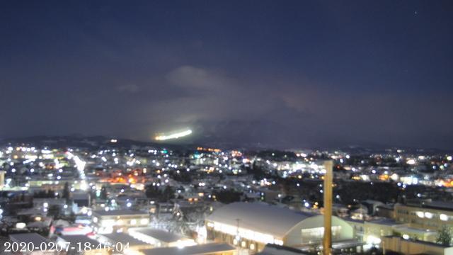 Webcam Hirosaki