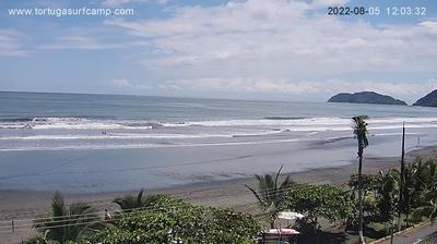 Daylight webcam view from Jacó: Jaco Beach