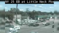 Bellerose: NY  Eastbound at Little Neck Pkwy - Overdag