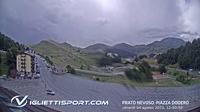 Prato Nevoso: Panorama - Dagtid