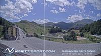 Prato Nevoso: Panorama - Day time