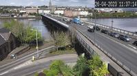 Londonderry/Derry › North-West: Craigavon Bridge - Actuelle