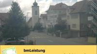 Wald: b&m Informatik GmbH - AR: Sicht auf die Kirche von - AR - Overdag