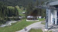 Gargellen: Montafon - Talstation der Kabinenbahn