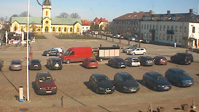 Webcam Borgholm: torg