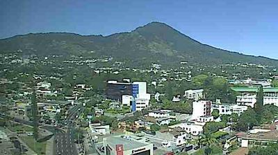 Webcam Colonia Escalón: Volcan de San Salvador