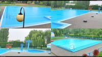 Hulin: Swimming pool - Dagtid
