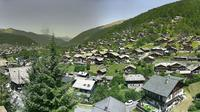 Morzine: A panoramic view of - Dagtid