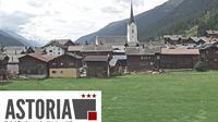 Ulrichen: Hotel Astoria mit Panoramablick über - Obergoms - Goms - Day time