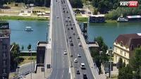 Stari Grad Urban Municipality: Belgrade Live - Brankov most - Day time