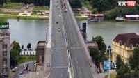 Stari Grad Urban Municipality: Belgrade Live - Brankov most - Overdag