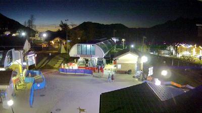 Webkamera Rosa Khutor. Plateau 1170: Rosa Khutor Alpine Reso