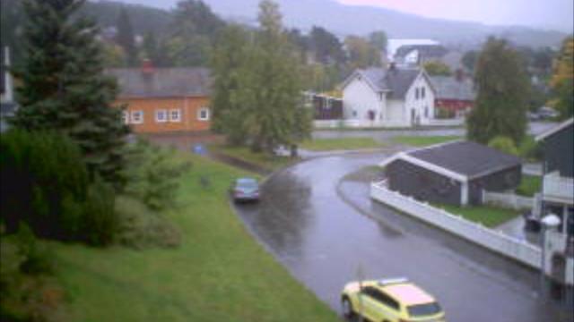 Webkamera Steinkjer: Hundtorget