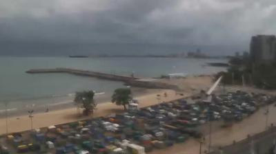 Webcam Mucuripe: Feira do Artesanato