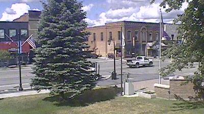 Daylight webcam view from Gaylord: downtown NE