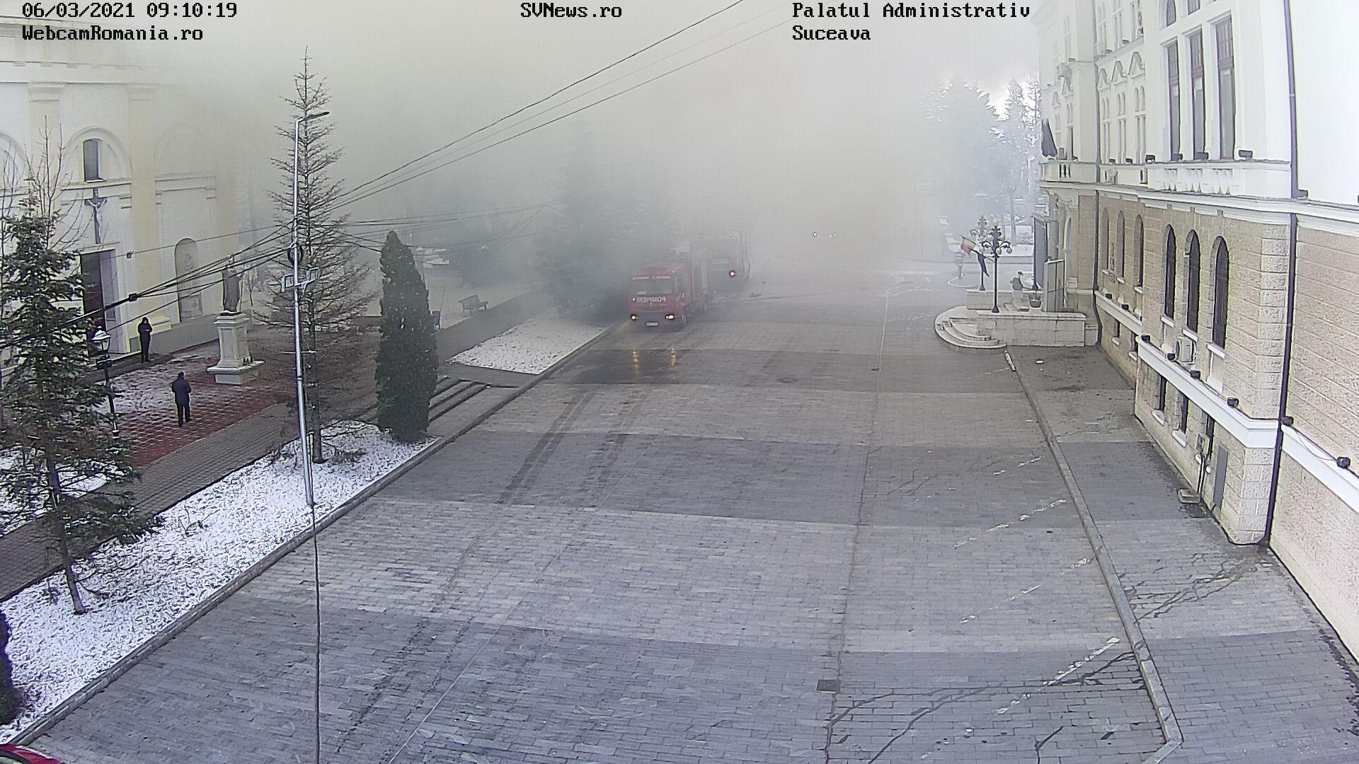 Webcam Suceava: Webcam − Palatul administrativ