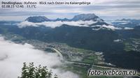 Vorderthiersee: Kufstein - Kaisergebirge - Overdag