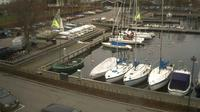 Skovshoved › North-West: Hellerup Havn - Overdag