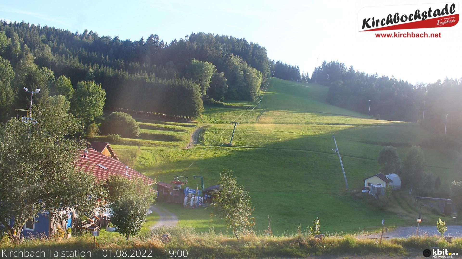 Webcam Sellbitz: Kirchbach
