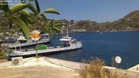Lipari > North: Port - Harbour - Harbour view - El día