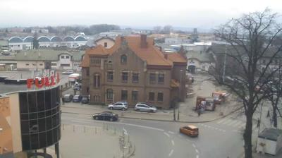 Webcam Krosno › South-West: Dworzec