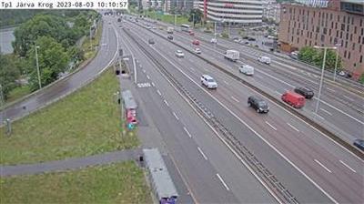 Vignette de Sundbyberg webcam à 6:16, oct. 20