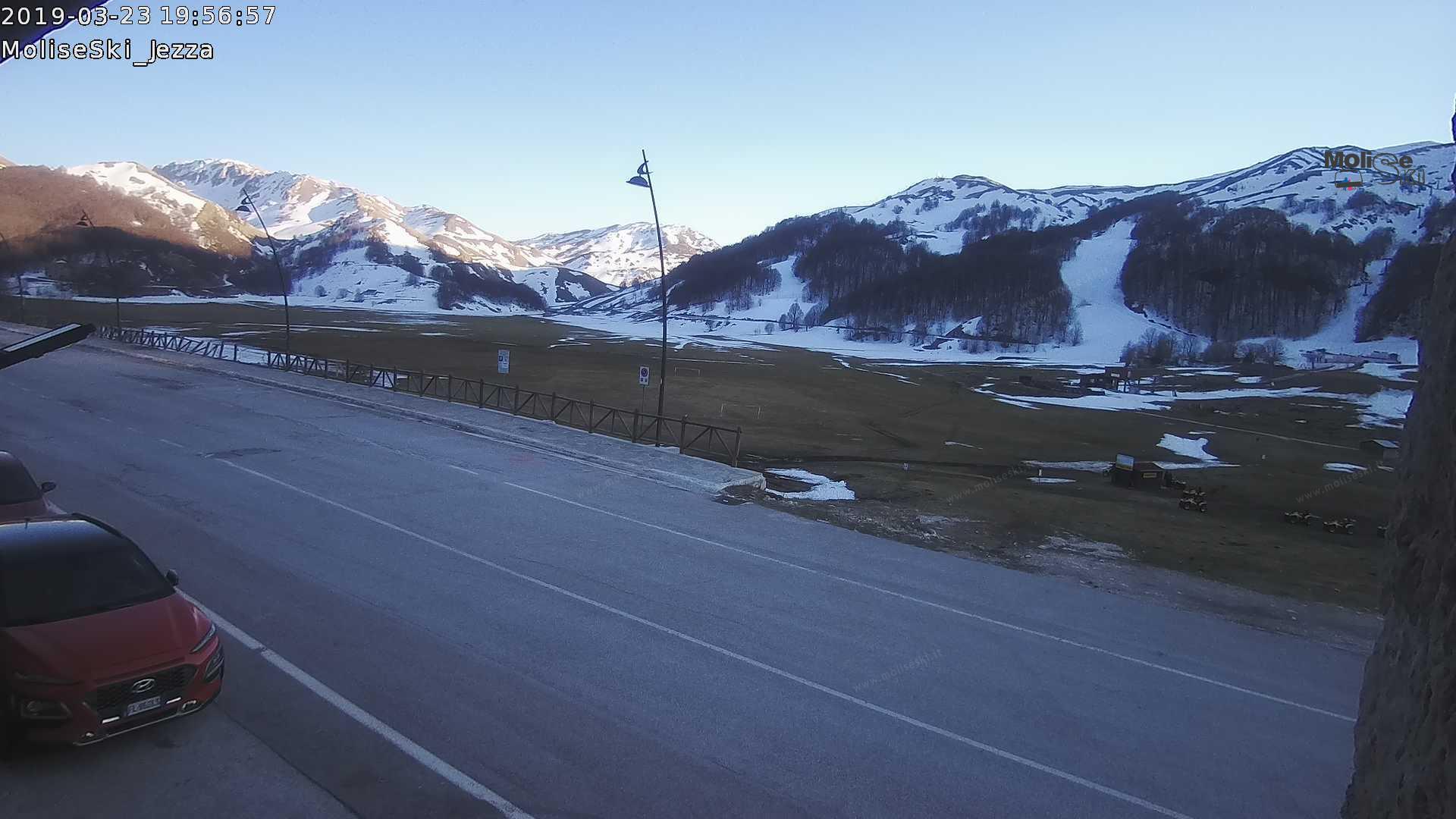 Webcam Montagna del Matese