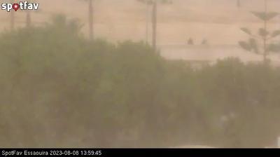 Tageslicht webcam ansicht von Marrakesh: Mogador Island