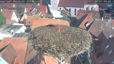 Thumbnail of Gutenstetten webcam at 1:16, Aug 1