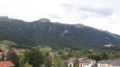 Thumbnail of Aschau im Chiemgau webcam at 12:10, Jul 25