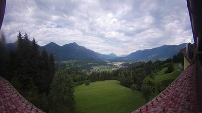 Current or last view from Hermagor: Webcam Panoramahotel Hauserhof