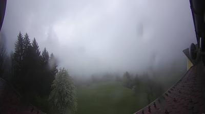 Vue actuelle ou dernière à partir de Hermagor: Webcam Panoramahotel Hauserhof